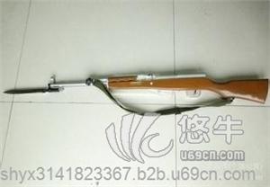 供应韵兴56式半自动礼兵枪  56式橡胶礼兵枪