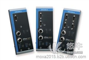 MOXANPort 5250AI-M12-CT串口服务器黑龙江代理商