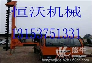 供应恒沃各种型号拖拉机改装吊车钻机