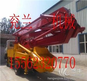 机械行业供应各种型号混凝土泵车