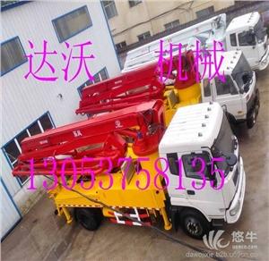 25米混凝土输送泵