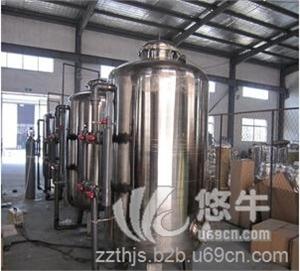 除铁除锰净水设备一体化水处理设备