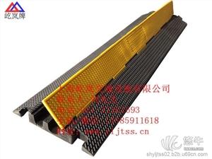 供应屹岚牌80030045mm二槽橡胶盖线板 屹岚橡胶过线板