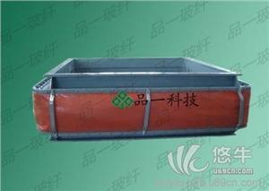 供应品一玻纤py400硅钛合成系列耐高温软连接