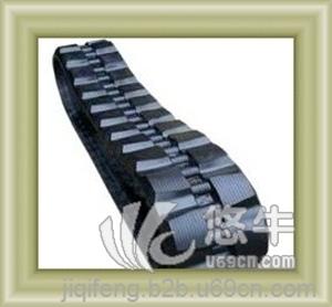 供应玉柴35挖土机橡胶履带,小挖机橡胶链条