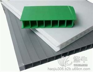 供应苏州塑胶钙塑板 苏州钙塑箱