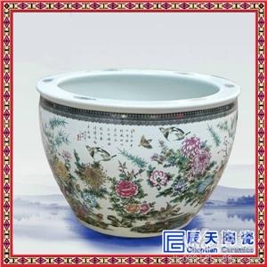 供应定做陶瓷大缸 高档礼品大缸 高档