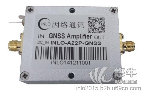 28dB增益GNSS信号放大器
