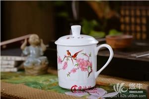 供应定做办公茶杯 会议专用茶杯定