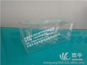 供应透明PVC塑料盒专业生产定制