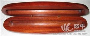 供应红木笔盒、竹笔盒、木盒、包装盒