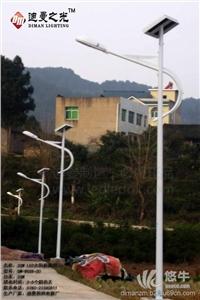 供应迪曼照明led太阳能路灯风能太阳能LED风光互补路灯