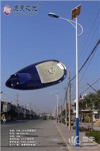 供应迪曼照明led太阳能路灯led太阳能农村道路照明灯