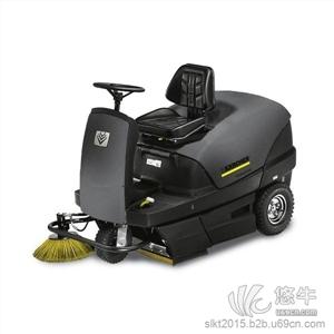 凯驰驾驶式扫地机KM 100100 R凯驰驾驶式扫地机KM 1001