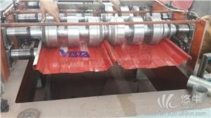 供应伟思特角驰生产全自动666型彩钢角弛压瓦机