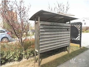 供应批发小区信报箱,不锈钢小区信报箱