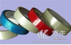 印字玻璃纤维胶带 彩色纤维胶带