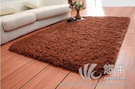 日式小清新地垫加厚纯色长条可水洗