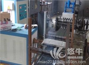 供应YFLKL-400包装材料打包钢带烤蓝生产线