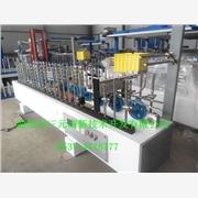 供应曲阜三元白菜网送彩金WFJ--300A型热胶包覆机,线条包覆机,木皮包覆机