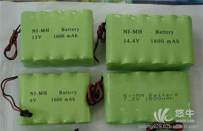 镍氢电池正负极废料