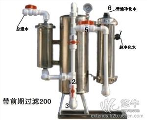供应家用自来水地下水河水过滤净化器水处理设备