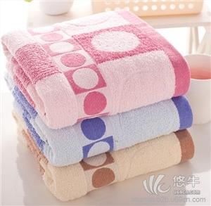 14支提圆圈大浴巾