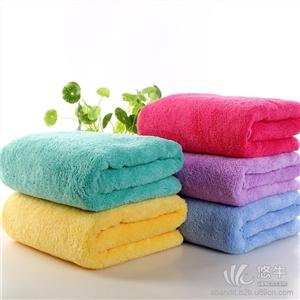 超细纤维加厚吸水定制浴巾