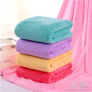 韩国珊瑚绒浴巾