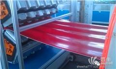 合成树脂 产品汇 供应金纬机械多种PVC合成树脂瓦挤出设备生产批发