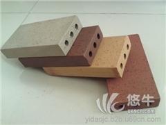 供应易道YD—K棕色空心烧结铺路砖